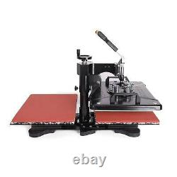 12X15 Swing Away Sublimation Transfer Heat Press Machine For T-Shirt Mat Crafts