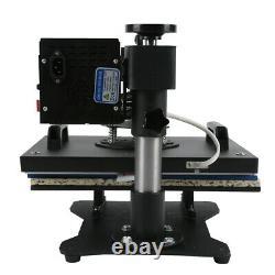 12x15 New 8IN1 Heat Press Machine Digital Transfer Sublimation T-Shirt Mug Hat