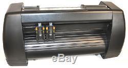 14 Laser Vinyl Cutter Plotter, 5in1 Heat Press, Printer, Sublimation Tshirt Startup