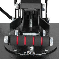 15x15 Clamshell Digital T-shirt Heat Press Machine Sublimation Transfer DIY