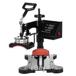 15x15 Digital Heat Press Machine Sublimation For T-Shirt/Mug/Plate Hat Printer