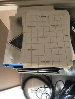 15x15 Digital Heat Press Transfer Machine T-shirt bundle (all you need)