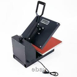 15x15 Digital T-Shirt Heat Press Machine Transfer Sublimation Print for DIY