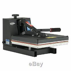 15x15 in Digital Industrial Quality Printing T-Shirt Heat Press Machine