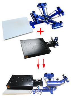 16 x 16 inch Screen Printing Flash Dryer t-shirt Press Ink Curing Machine Rotary