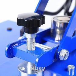 16 x 20 Auto Open Magnetic T-shirt Heat Press Machine Sublimation Transfer USA