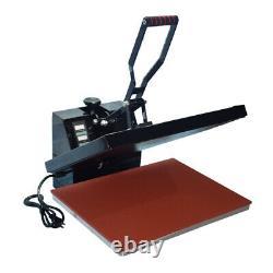 16 x 20 High Pressure Manual Digital T-shirt Heat Press Machine