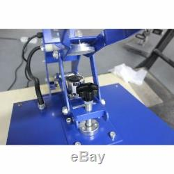 16 x 20 Horizontal T-shirt Heat Press Machine Clamshell Sublimation Printing