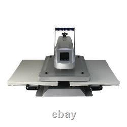 16 x 20 Manual Dual Platen Sublimation Heat Press Machine for T-shirts Press
