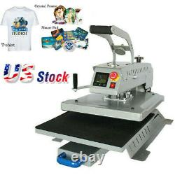 16 x 20 Swing Away Pull Out T-shirt 3D Sublimation Heat Press Transfer Machine