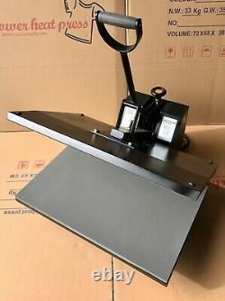 16 x 24 Digital Clamshell Sublimation Heat Press Transfer T Shirt Machine