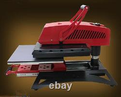 16 x 24 Swing Away Manual T-shirt Heat Press Machine High Quality+ Pull out