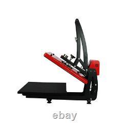 16x20 Auto Open Clamshell Heat Press Transfer T-shirt Sublimation Machine