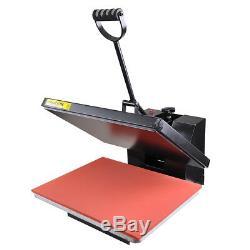 16x20 LCD Heat Press Machine Home Studio Digital T-shirt Sublimation Transfer