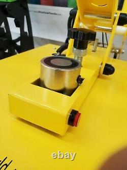 16x 20 Heat Press Machine Vertical Clamshell T-shirt Auto Open Bottom Drawer
