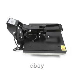 16x 20 T-shirt Heat Press Machine Horizontal Version Heat Sublimation Transfer