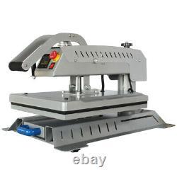 2000W 16 x 20 Flat T-shirt Heat Press Machine Sublimation Transfer USA