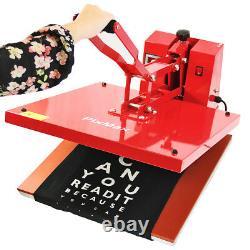 50cm Transferpresse Hitzepresse T-Shirtpresse Presse mit Sublimationspapier