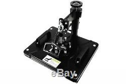 5 in1 Heat Press Machine Combo 15x12 Digital Multi Transfer Sublimation T-shirt