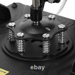 5 in 1 Heat Press Machine Digital Sublimation T-shirt Mug Plate Hat Printer