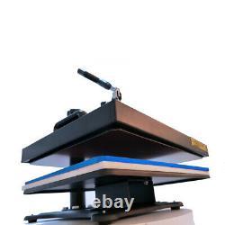 5 in 1 Heat Press Machine Digital Transfer Sublimation T-Shirt Mug Hat 15x12