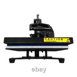 5in1 15x12 Heat Press Machine Sublimation Machine Digital T-Shirt Hat Plate Mug