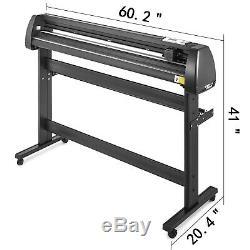 5in1 Heat Press 15x12 53 Vinyl Cutter Plotter T-Shirt Sublimation Pattern
