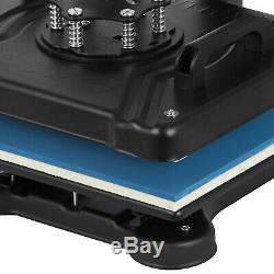 5in1 Heat Press Transfer Sublimation Digital Transfer T-Shirt Multifunctional