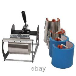 8 In 1 15 x15 Digital Heat Press Machine Sublimation for T-Shirt Plate 1420W