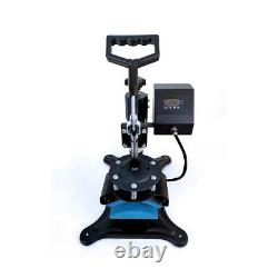 8 in1 Heat Press Machine Combo Digital Transfer Printing T-shirt Mug Hat 12X15
