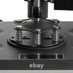 8 in 1 Heat Press Machine 12X15 Transfer Sublimation T-Shirt Mug Hat Plate Cap
