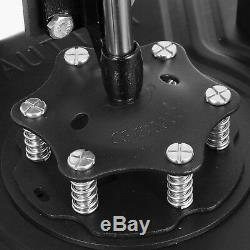 8in1 Digital Heat Press Machine Transfer T-Shirt Cap Rotation Clamshell