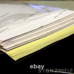 A3/a4 Dark Tshirt Transfer Paper Inkjet Cold Peel For Heat Transfer Press