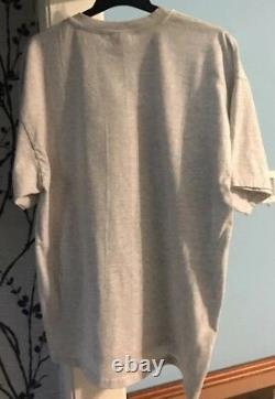 Charles Bukowski Vintage Team Bukowski Black Sparrow Press T-Shirt Size XL