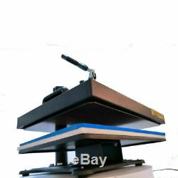 Combo 5 in1 Heat Press Machine 12x15in Swing Away for T-shirt Mug Cup Hat Plate