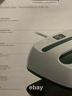 Cricut EasyPress 2 Heat Press Machine For T Shirts and HTV Vinyl Projects