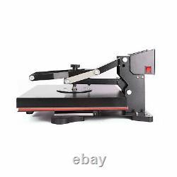 DIY Digital Clamshell T-shirt Heat Press Machine Sublimation Transfer 15X15