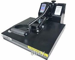 Digital 15 x 15 T Shirt Press Heat Transfer Press Machine NEW 1515GB FS