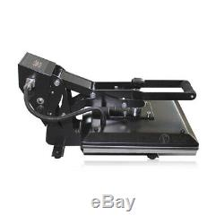 Digital Clamshell Heat Press Transfer T-Shirt Sublimation Machine 16 x 24 110V