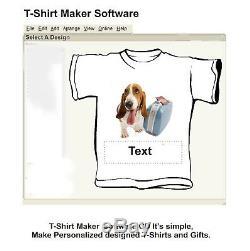 Heat Press 15x15 Transfer Sublimation + Canon Printer T-shirt Maker Starter