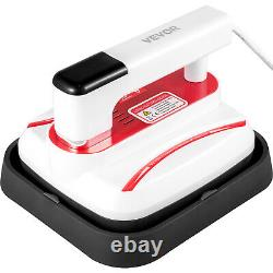Heat Press 7 x 8 Portable Red Easy Transfer for T Shirt Touch Screen DIY