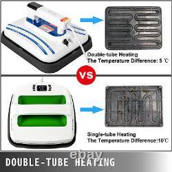 Heat Press Heat Press Machine for T Shirts 12 x 10 Blue Portable Easy Mini Press