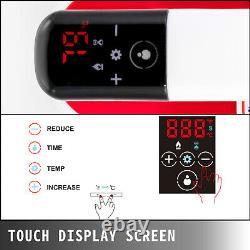 Heat Press Machine 10 x 10 Portable Easy Mini for T-Shirts Transfer Printer