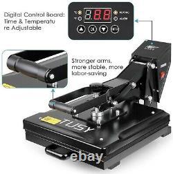 Heat Press Machine Digital Industrial Sublimation Printer Transfer Tshirt 15x15