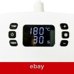 Heat Press Machine For DIY T-Shirt/Hat/Clothing Printer & Iron & Transfer Craft