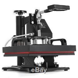 Heat Press Transfer Digital Swing Away 12 x 10 T-Shirt Sublimation Machine
