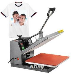 Heat Transfer Presse Machine 110V 2000W 3838cm for Clothes T-shirt DIY Printing