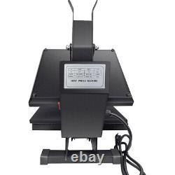 Heißpresse Transferpresse Hitzepresse T-Shirtpresse Heat Press 38x38cm 1000W