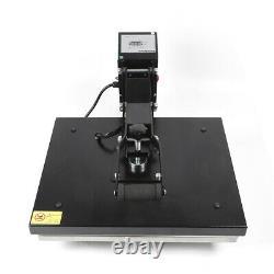 Large Size 16 x 20 T-shirt Sublimation Heat Press Transfer Machine 1400W 110V