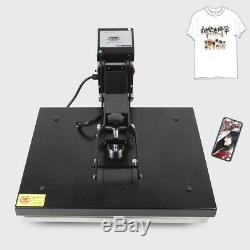 Large Size 16 x 20 T-shirt Sublimation Heat Press Transfer Machine SALE